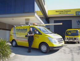 Hydraulink Botany Mobile Hose & Fittings Service Technician Franchise