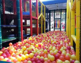 20118 Portable Children's Play Ground - Hire Out The Perfect Party Entertainment