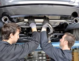 20156 Mechanical Exhaust and Automotive Spare Parts Business