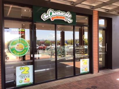The Cheesecake Shop Bakery Franchise Golden Grove