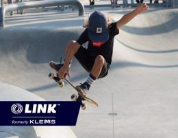 Highly Profitable Skateboard Park & Retail Store, Asking $389,000 (15686)