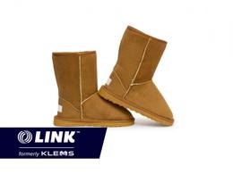 Manufacturing an Iconic Australian Product (UGG) - $1,200,000 (15460)