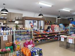 UNDER OFFER CONVENIENCE STORE - NEWLY RENOVATED, DOUBLE FRONTAGE  $168,000 (1397
