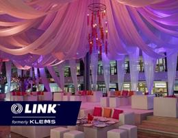 One of Melbourne's Leading Event Hire & Design Businesses! $195,000 (14961)