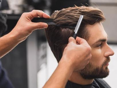 Trendy Barbershop in two locations - high profits - aggressively priced at $289,