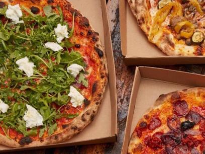 PIZZA TAKE AWAY & RESTAURANT $99,000 (14822)