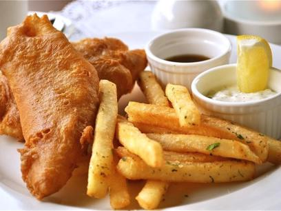 Well Equipped Fish & Chip Shop - $245,000 (15382)