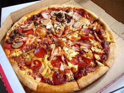 PIZZA TAKE AWAY FOOD $458,000 (14862)