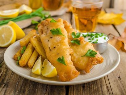 FISH & CHIPS $15,000 (13914)