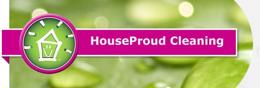 House Proud Cleaning Franchise  Western Sydney NSW