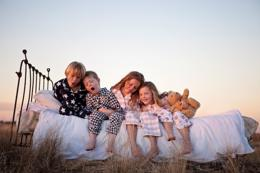 Online Retail and Wholesale Childrens Sleepwear  National Opportunity