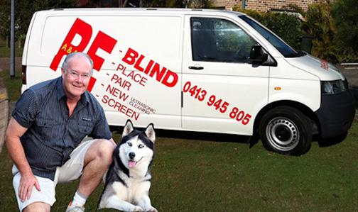 Mobile Service: Blinds and Awnings Repairs and Sales  Gold Coast, QLD