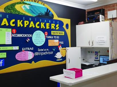 Established Backpackers Accommodation  The Entrance NSW