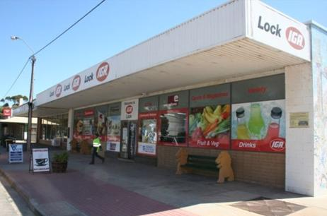 IGA Supermarket With Leasehold/Freehold Options  Lock, SA