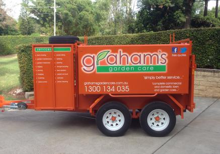 Grahams Franchises - Garden Care, Cleaning And Car Cleaning – South East QLD