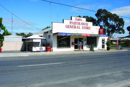 Freehold Padthaway Store, Post Office & Bottle Shop with Residence Padthaway  SA