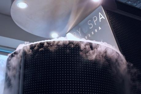 Cryotherapy Spa  Wellness And Recovery Centre  Canberra
