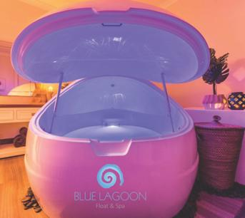 Blue Lagoon Float & Spa - Unique floatation & Spa Franchise Opportunities - QLD