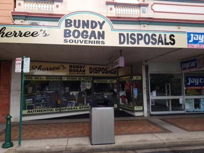 Souvenirs, Gifts, Camping and Disposal Store  Bundaberg, QLD