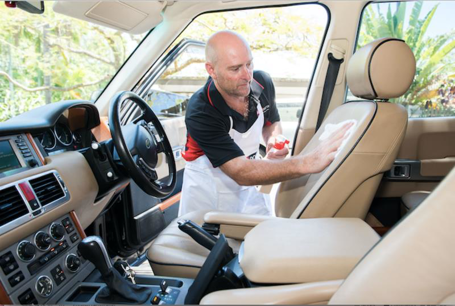 Fantastic Mobile Leather and Vinyl Repair and Cleaning Franchise - Perth, WA