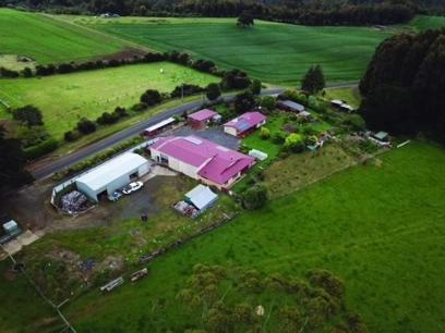 Lifestyle Property with thriving Business  Wynyard, TAS - $1.2 million