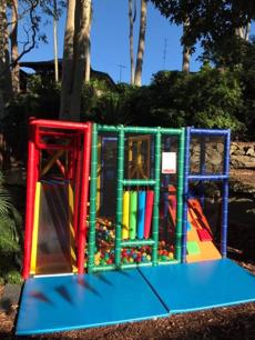 Tumbletown Franchise a Childrens Mobile Play Centre - Central Coast, NSW