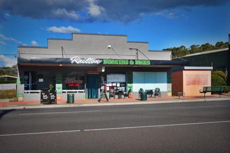 CAFE and TAKEAWAY on Popular Tourist Route  Railton, Tasmania