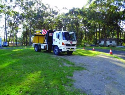 Fully Equipped Traffic Control Business - Hunter Valley, NSW