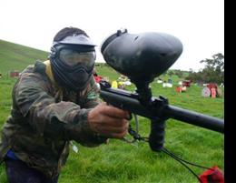 Action pack Paintball and Adventure Business to set your sights on.