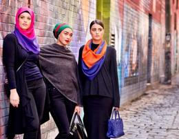 Women's Islamic Clothing. Busy Sydney Rd Location