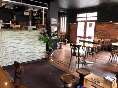 Restaurant, City, Office Zone, Close to Melbourne Uni