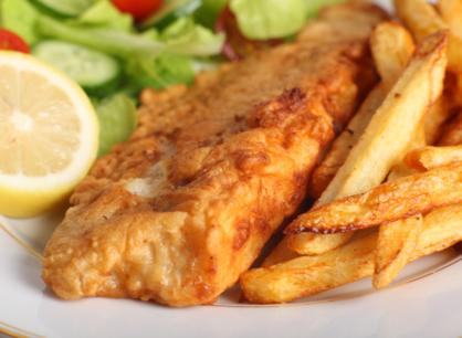 Fish and Chips with Huge Potential