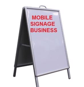 Mobile Signage Business