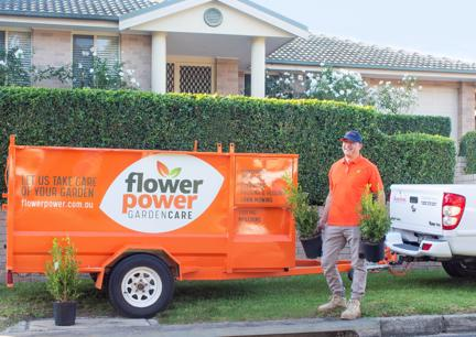 Become a Flower Power Garden Care Franchisee - St Ives