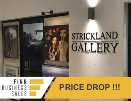 PRICE DROP!!! Privately Owned Tasmanian Art Gallery & Gift Shop for Sale!!!