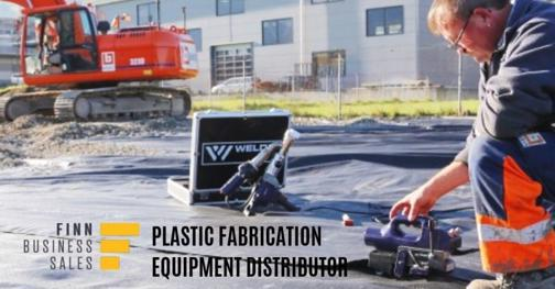 DISTRIBUTOR OF PLASTIC FABRICATION EQUIPMENT