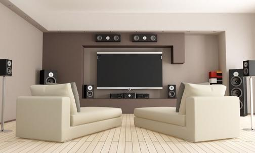 HOME ENTERTAINMENT SPECIALISTS!