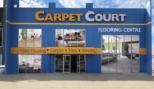 Carpet Court - Coming Soon To Maryborough