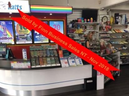 ## SOLD - NT Newsagency of the Year 2017 & 2018 - SOLD ##