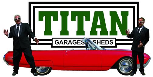 Titan Shed and Garages Iconic Manufacturing Business for Sale