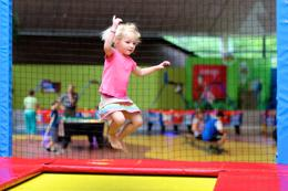 Indoor Trampoline Park - Country Victoria Ref: 13929