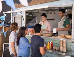 Mobile Food Truck Business for Sale  Ref: 19336