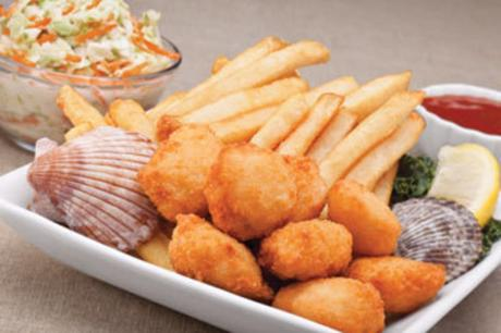 6 Day Traditional Fish and Chips (Busy Southeast!) - Ref: 11523