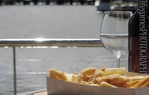 5.5 days Modern Fish & Chips in Docklands - Ref: 11522