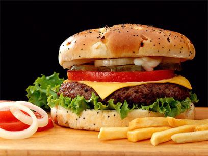 5-Days Takeaway Burger Shop in CBD - Ref: 16228