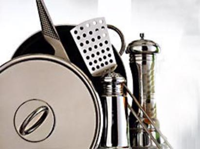 Large scale Commercial Kitchenware supplier Ref: 18826