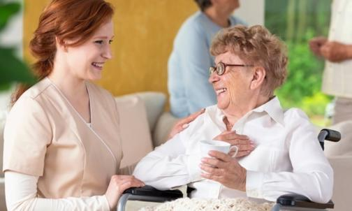 Well established aged care SRS in East  Ref: 3698