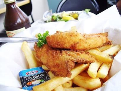 Modern award winning Fish and Chips - Ref: 16729