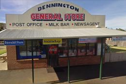 Dennington Post and General Store Inc Freehold (DWP132)