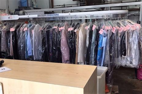 Dry Cleaning Business (SL1702)
